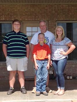 Dennis Holland Family